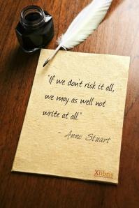 Anne Stuart Quote