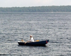 Lake Champlain NY 2012 (Photo by V.Smith)