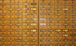 Dewey Decimal Card Catalog