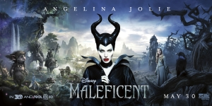 Maleficent (played by Angelina Jolie) is the most powerful fairy in the Moors and though she is not the official ruler, she is the most loved by its inhabitants, some of whom would be deemed physically repulsive in human eyes.