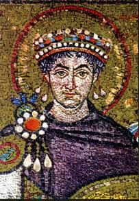 Justinian 482-565 AD