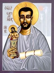 Origen 184-254 AD