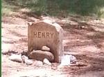 enry David Thoreau's Tombstone
